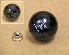 JDM Black aluminum ball style 5 speed Shift KNOB for 1994-2001 Acura Integra DC2