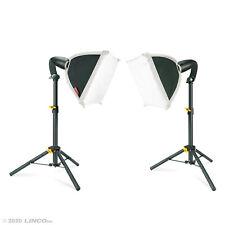 Linco Lincostore Studio Lighting Photography Portrait Softbox Light Kit AM268