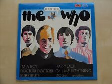 The Who_The Best Of The Who_LP_Supraphon (Czech edition)