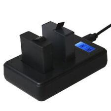 Dual LCD Display Battery Charger For Canon LP-E10 EOS 60D EOS 60Da EOS 70D