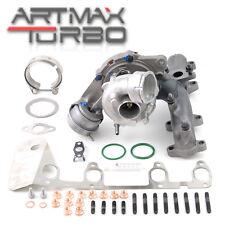TURBOCOMPRESSORE VW AUDI 2.0 TDI 140 cv BMP BMM 03g253019 03g253010 03g253016 + KIT