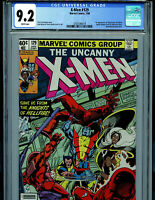 X-Men #129 CGC 9.2 NM-  Marvel 1st Kitty Pryde Emma Frost Amricons K21
