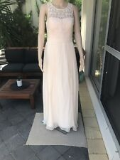Forever New 10 Long Dress  Ball Bridesmaid Gown Evening