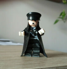 Minifigure German Adolf Hitler WWII Educational Building Block Children Toy Lego