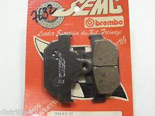 plaquettes de frein avant SEMC SUZUKI DR 600 DJEBEL 1986-88  DAKAR 1985-87