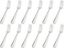 Stanley Rogers Albany 12 Piece Dinner Fork Cutlery Set Quality Stainless Steel