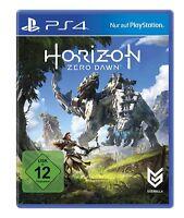 Horizon Zero Dawn - Deutsche Version - PS4 Playstation 4 Spiel - NEU OVP