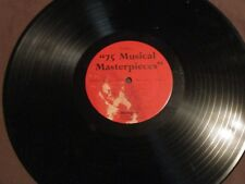 33RPM 75 Musical Masterpieces Vol. 1   407