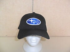 SUBARU HAT BLACK FREE SHIPPING GREAT GIFT