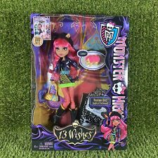 Monster High - 13 Wishes - Howleen Wolf Doll - Daughter Of The Werewolf! NEW