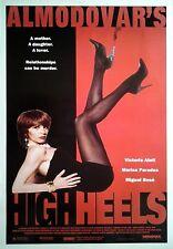 Filmposter USA 68x98: High Heels   [1991]
