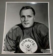 Original 1964-65 Pittsburgh Hornets Aut Ericksson Photo