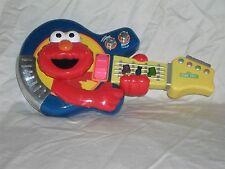 "Fisher-Price Sesame Street Jam with Elmo Guitar Activity Center Toy 15"""