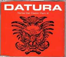 Datura - Yerba Del Diablo (Part III) - CDM - 2001 - Trance 4TR Airplay Records