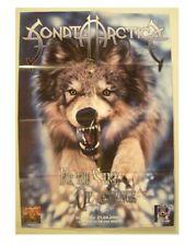 Sonata Arctica Poster For the Sake of Revenge Promo