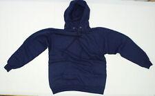 nEW Hanes Ultimate Cotton Mens Hoodie Hooded Sweatshirt Blue Small 03648
