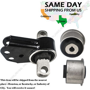 Front Differential Mount Set 52114354AA For 05-10 Jeep Grand Cherokee Commander