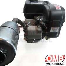"1"" Go Kart Exhaust W/ Screw On Muffler Predator 212Cc/For Honda Clone"