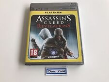 Assassin's Creed Revelations - Platinum - Sony PS3 - FR - Neuf Sous Blister