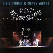 Neil Young - Rust Never Sleeps - New 180g Vinyl LP - Pre Order - 18th August