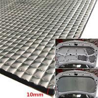 1X1.4M Glass Fibre Car Engine Bonnet Insulation Noise Hood Sound Proofing Heat