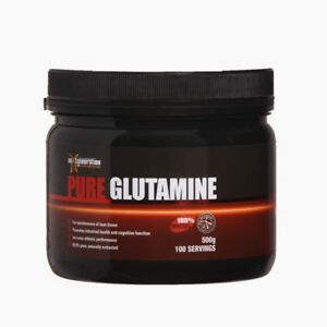 500g  MICRONISED PURE GLUTAMINE// HIGHEST QUALITY NO FILLERS