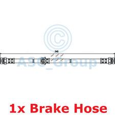 Apec BRAKING 545mm Scheibe Bremssattel Flexibel Gummischlauch Hos3703
