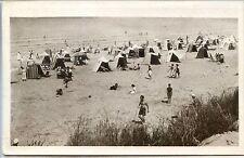 CP 80 Somme - Quend-Plage - La Plage