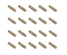 80mm Long 12mm Screw In Wheel Studs (Pack Of 20)