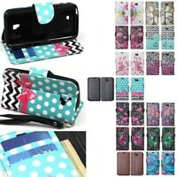 For ZTE Majesty Pro Plus / Majesty Pro Case Leather Wallet Pouch Flip Cover