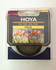 HOYA 40.5mm Circular Polarizing CIR-PL CPL Filter for Camera nikon sony lens