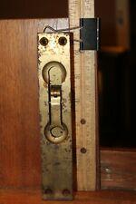 Antique Mortise Door Latch For Pocket Door
