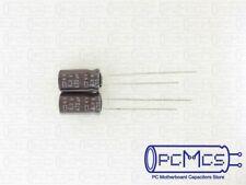 5 x CONDENSADOR ELECTROLITICO NIPPON 6.3V 1000uF 105º Serie KZG ULTRA LOW ESR
