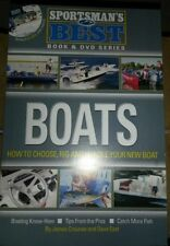 Sportsman's Best: Boats - Book & Dvd Combo (Sb12)