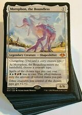 ***Custom Commander Deck*** Morophon - Eldrazi Tribal - EDH MTG Magic Cards