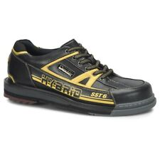 Dexter SST 6 Hybrid Black/Gold Right Handed Mens Bowling Shoes Size 9.5