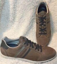 Cycleur de Luxe Sneakers Shoes Mens US 11 1/2 EU 45 Brown Blue Gray Low