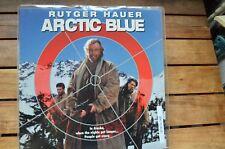 ARCTIC BLUE Rutger Hauer P.L.Newman NEW LaserDisc FREE Post mmoetwil@hotmail.com
