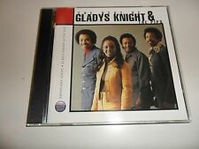 CD  Gladys Knight & The Pips*  ‎– The Best Of Gladys Knight & The Pips