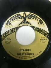 "Rockabilly Instr. 45/ Starfires ""Starfire""  Clean  Hear"