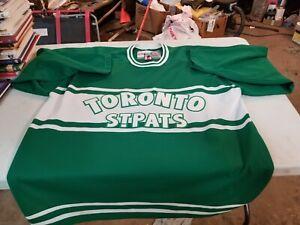 2005 Toronto Stpats St Pat's Hockey Jersey Canadian CCM Adult XL
