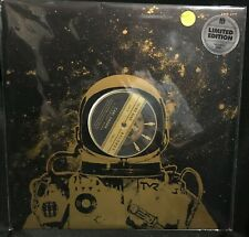 Carl Sagan – A Glorious Dawn - GOLD Vinyl LP Etched Third Man Records & NASA