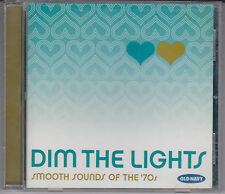 DIM THE LIGHTS Smooth Sounds of 70s Various Artists 2003 CD Roy Ayers Ubiquity
