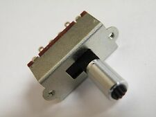 4P2W 4 Pole 2 Way Miniature Slide Switch Model Railway Hobby SS1-013 EX21