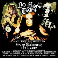 No More Tears: A Millennium Tribute To Ozzy Osbourne by Various Artists (CD, Jul-2012, 3 Discs, Versailles Records)