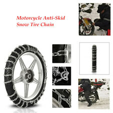 Snow Tire Chain 300-18 Tire Motorcycle Wear-resistant Anti-Skid Winter Driving