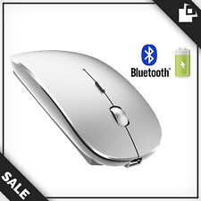 Rechargeable Wireless Bluetooth Mouse for Mac iPad MacBook - Optical Sensor