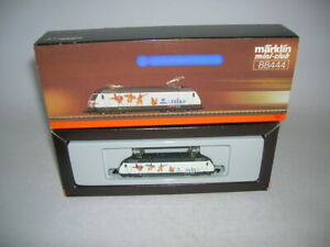 Märklin Mini Club 1:220 Z Gauge Electric Locomotive Series 460 Of SBB Art 88444