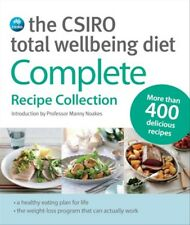 New The Csiro Total Wellbeing Diet By Manny Noakes, The CSIRO