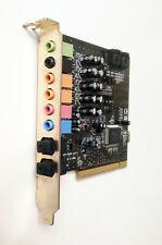 TURTLE BEACH Montego DDL 7.1 Channel 24-bit 96KHz PCI Sound Card